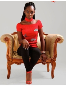 Michelle Mercy Aigbe Gentry's daughter 9