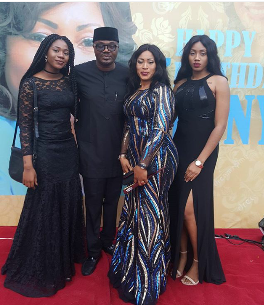 Dj Jimmy Jatt and family