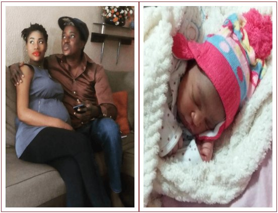 GT Da Guitarman and Wife Welcome Baby girl