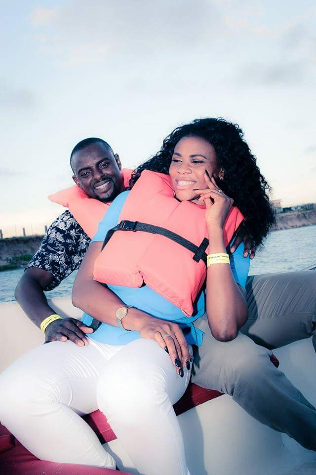 blessing-okagbare-and-hubby