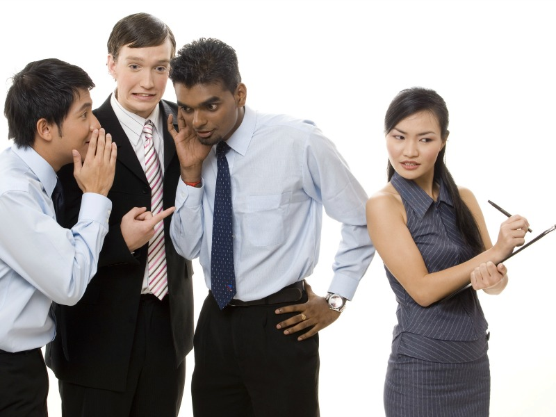 office politics how to cope