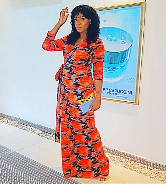 omosexy-in-a-floral-print-dress