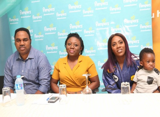 pampers-takes-tiwa-savage-moms-to-its-newest-plant-in-agbara
