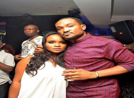 Blossom Chukwujekwu and wife