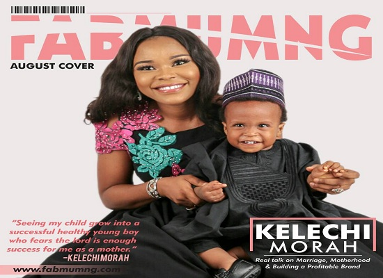 Motherhood interview with Kelechi Morah aka Kelechik