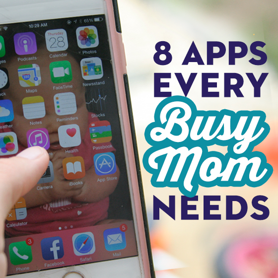 apps-for-busy-moms