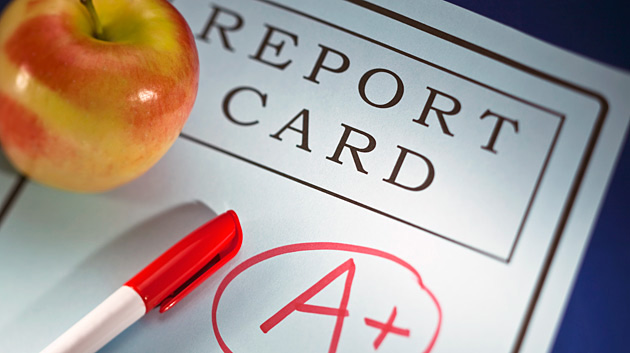 how to read &interpret your child's report card better