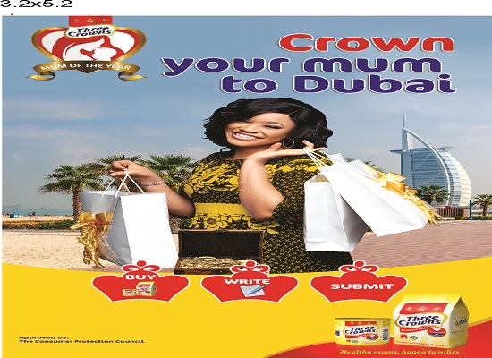 2019 Three Crowns Mum of The Year Contest