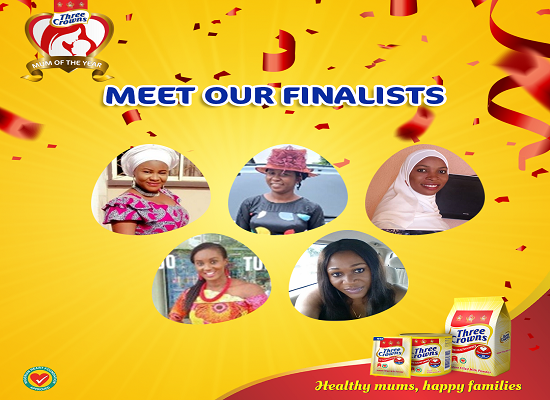 2019 Three Crowns Mother of the year finalists