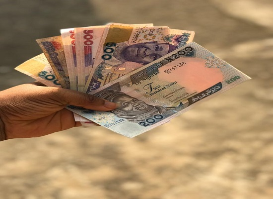 photos of Nigerian Naira