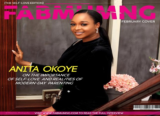 Anita Okoye on importance of self-love, realities of modern-day parenting FABMUMNG