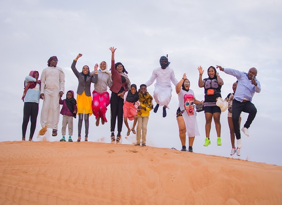 Three Crowns Milk sponsors Mum of the Year winners, their families to Dubai on vacation
