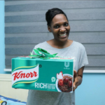Generation Equality #GenerationEquality and knorr gift box of goodness