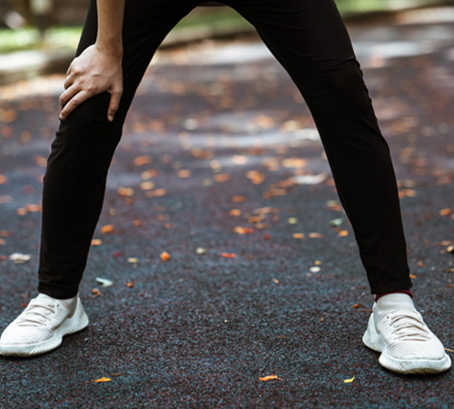 Aerobic exercise and labour inducing effect