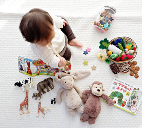 best toys for kids age by age