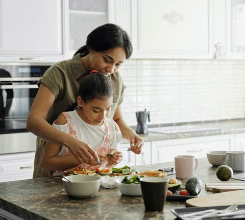 9 Easy Ways To Teach Kids How To Cook, Do Kitchen Chores