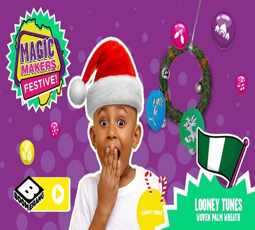 Boomerang unwraps the fun and cheer with Magic Makers Festive Edition