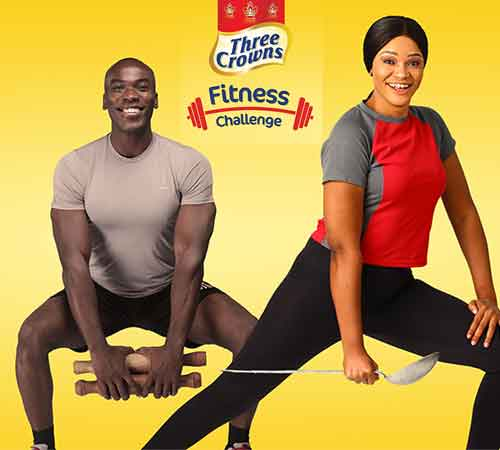 three crowns everyone is welcome fitness