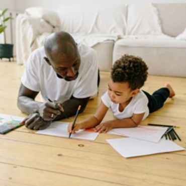How Dads Can Assist In Raising Responsible Sons. leaning patience as a dad